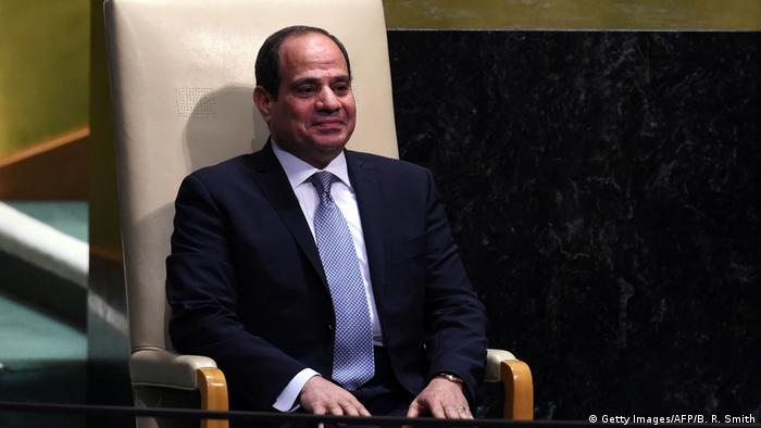 Presiden Mesir, Abdel Fattah al Sisi