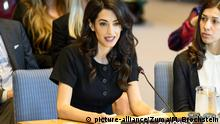 Amal Clooney (picture-alliance/Zuma/M. Brochstein)