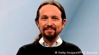 Spanien Wahlen l Hauptkandidaten für die Parlamentswahlen in einer TV-Debatte