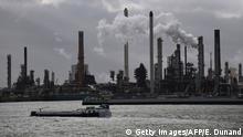 Belgien - Industriehafen in Antwerpen