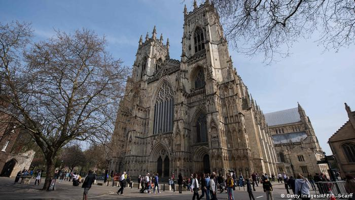 Catedral de York.