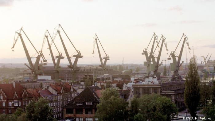 Brodogradilište u Gdanjsku