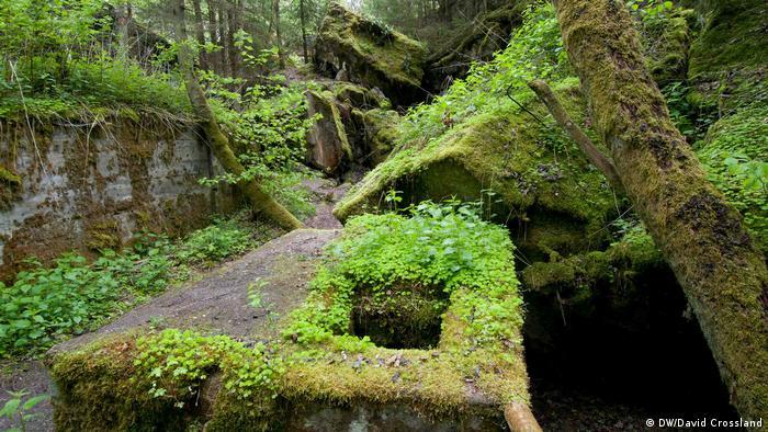 Wolfsschanze, ou Toca do Lobo, Bunker de Adolf Hitler na Polônia