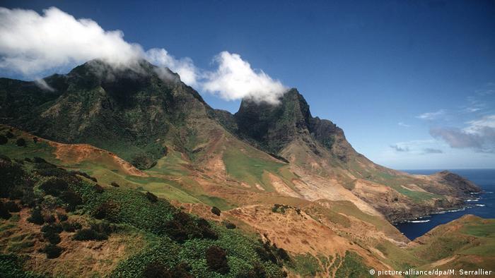 Chile - Robinson Insel - Mas a Tierra (picture-alliance/dpa/M. Serrallier)