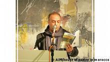 Verstorbener Marokkanischer Dichter Mohsin Achrif