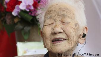 Anzahl der japanischen Hundertjährigen erreicht Rekordhoch