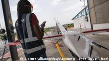 Zipline | Medikamententransport mit Drohnen