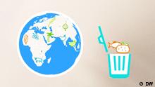 Global Ideas Startbild Infofilm über Food Waste