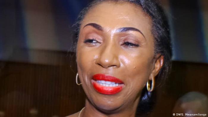 Kongo Jeannine Mabunda, Politikerin