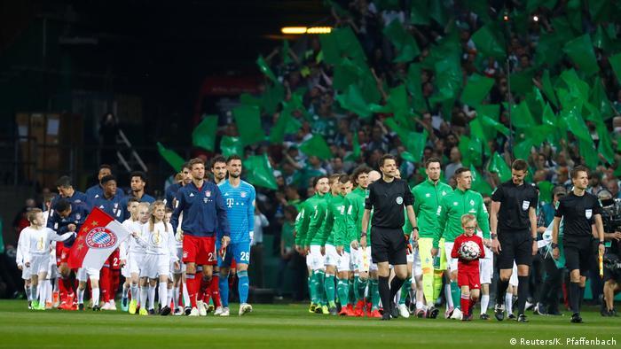 DFB-Pokal 2018/19 Halbfinale | Werder Bremen vs. FC Bayern München