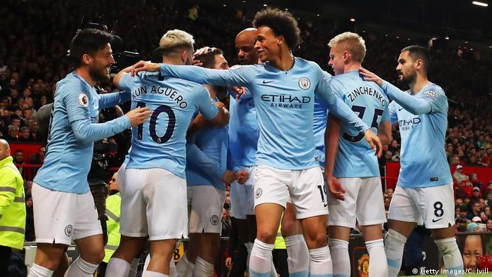 Man City Becomes Soccer S First Billion Dollar Team Study News Dw 10 09 2019