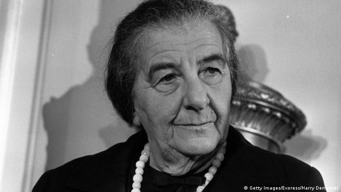 Golda Meir (Getty Images/Exoress/Harry Dempster)