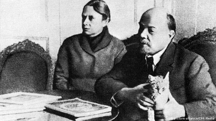 Ленин с Инеса Арманд