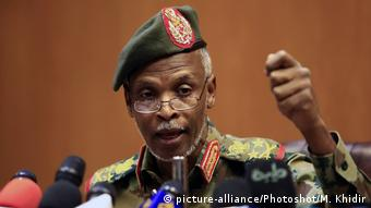 Sudan Khartum Omer Zainal-Abdin (picture-alliance/Photoshot/M. Khidir)