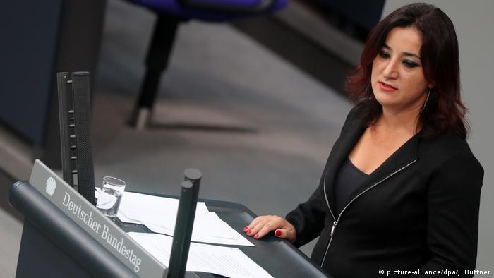 Bundestag Gökay Akbulut