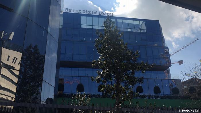 Libanon Barometer | Beirut Digital District