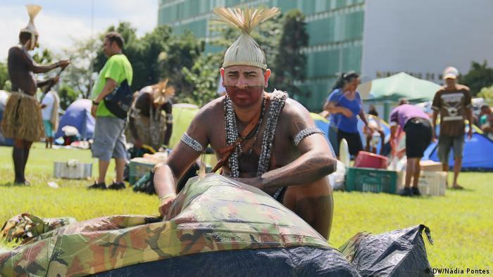 Indígena xukuru