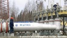 Russland - Druschba - Öl-Pipeline