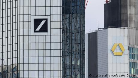 """Γιατί ναυάγησε ο """"γάμος"""" DB και Commerzbank;"""