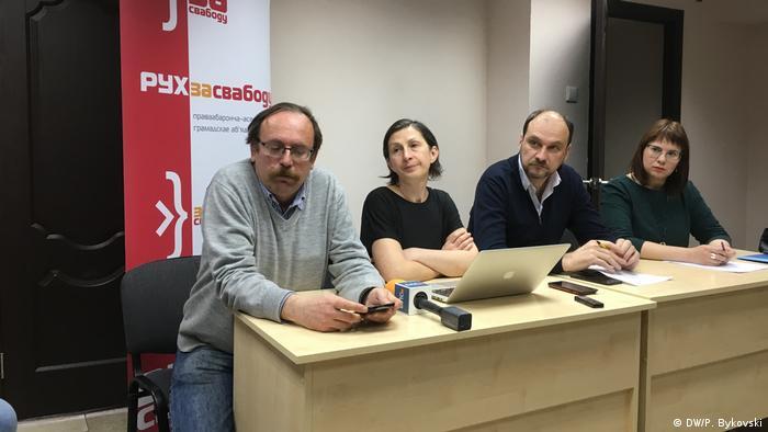 Пресс-конференция организаторов Чернобыльского шляха 25 апреля