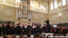 Russland l Konzert in Sankt Petersburg im Rahmen des Deutsch-Russischen Musikdialog