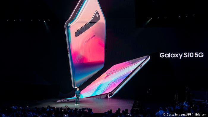 Samsung Galaxy Fold event