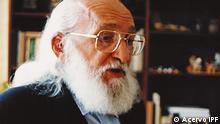 25/04/2019 Brasilianischer Pädagoge Paulo Freire