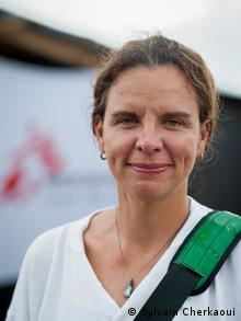 Anja Wolz | Katastropenhelferin und Koordinatorin bei Ärzte ohne Grenzen