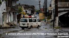 Anjouan, Comoros - cyclone Kenneth on the island of Anjouan (picture-alliance/dpa/ZUMAPRESS/Le Pictorium Agency/N. Beaumont)