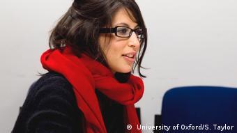 Marina Pérez de Arcos, spanische Professorin | International Relations | Oxford University