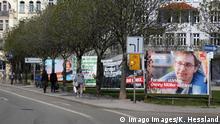 Deutschland Europawahl 2019 | Wahlkampf in Erfurt