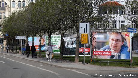 Τα γερμανικά κόμματα στις Ευρωεκλογές