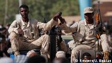 Sudan | Protest | Militär in Khartoum