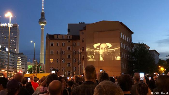 Deutschland | Rammstein-Single Release in Berlin