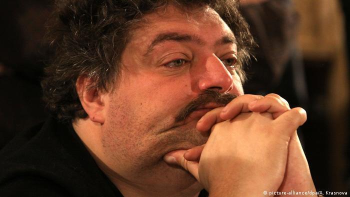 Писатель и журналист Дмитрий Быков