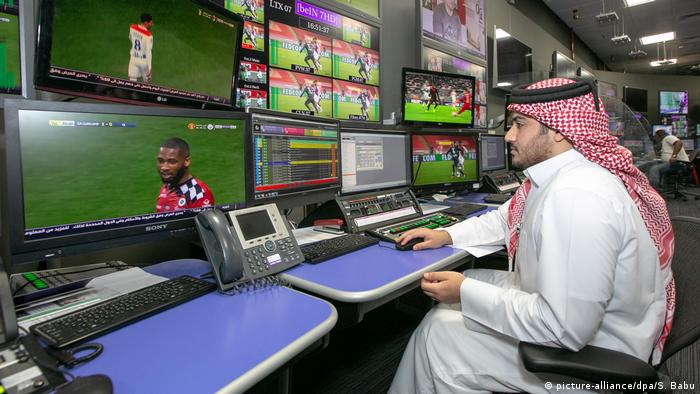 """فيفا يدعو لوقف القرصنة السعودية لبث """"بي إن سبورتس"""" القطرية"""
