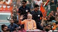 Varanasi Narendra Modi Indien