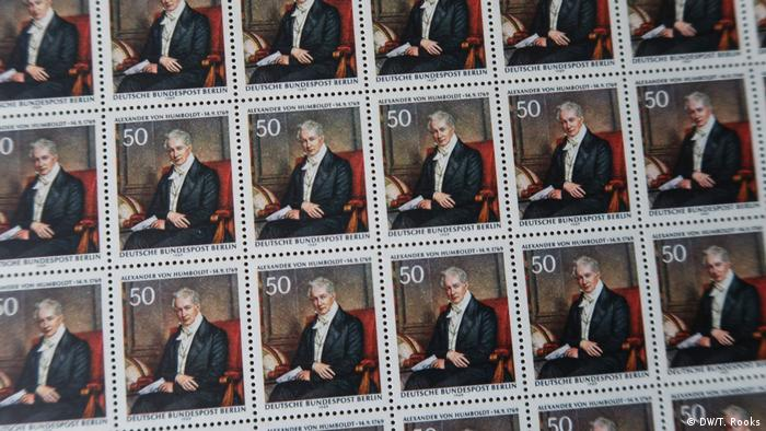 Alexander von Humboldt has been honored in stamps, paintings, books and sculptures