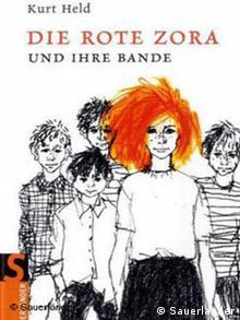 Knjiga Kurta Helda Die rote Zora