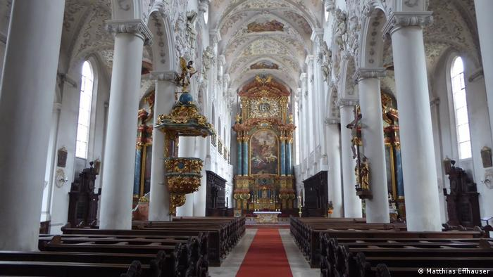 Amberg - St. Georg Kirche