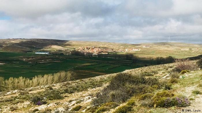 The Teruel province in Spain
