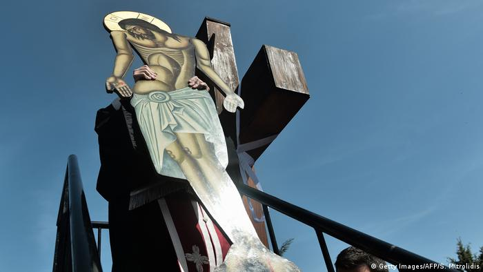 Griechenland Religion l Orthodoxe Ostern (Getty Images/AFP/S. Mitrolidis)
