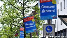 Wahlplakate - Europawahlen