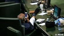 Iran - Parlamentsabgeordnete Solghadr