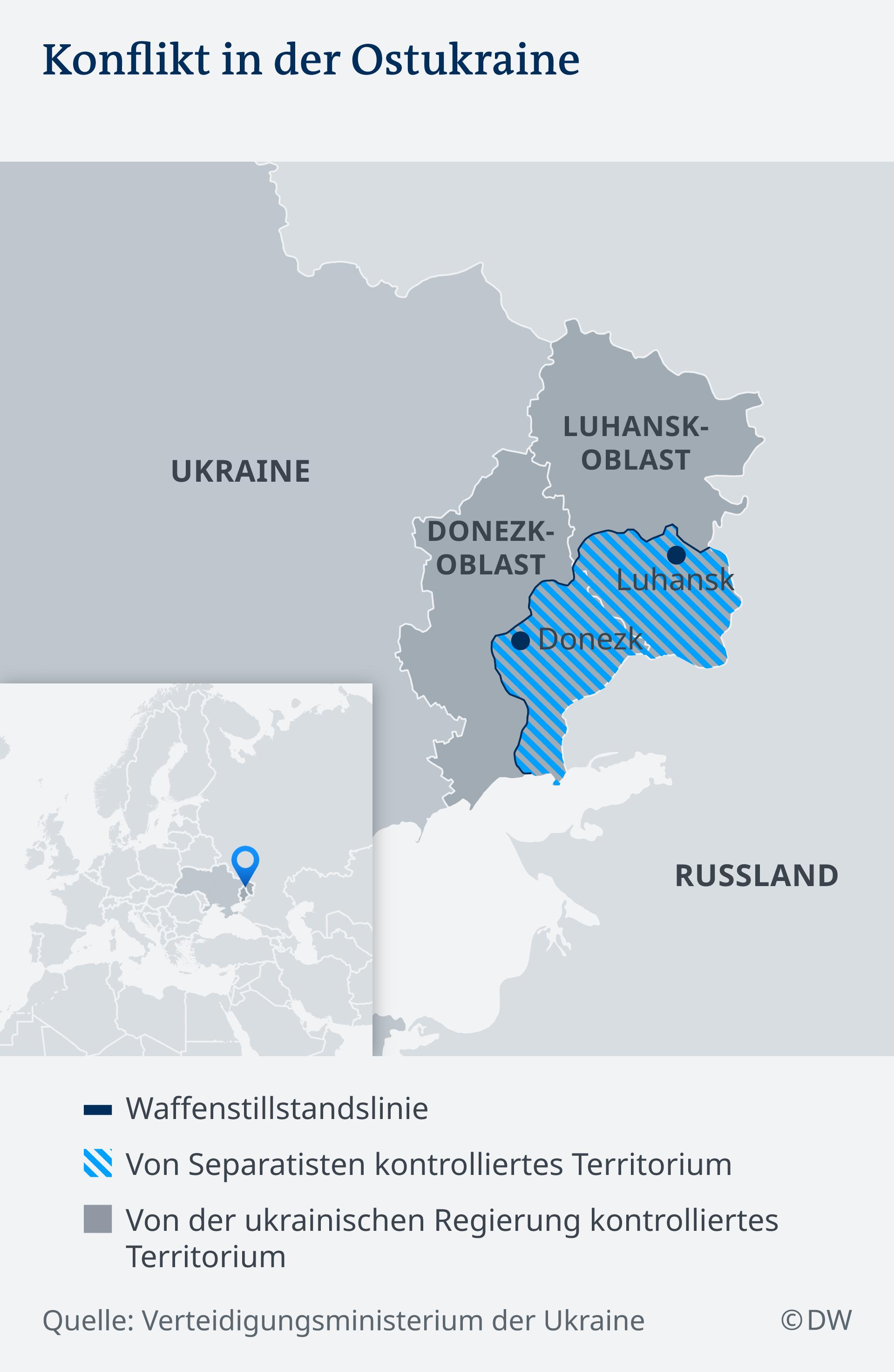 Infografik Konflikt Ostukraine DE
