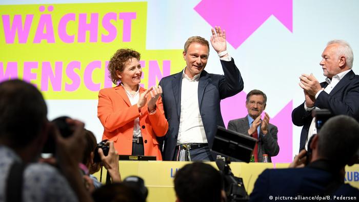 FDP-Bundesparteitag in Berlin | Christian Lindner, Parteivorsitzender