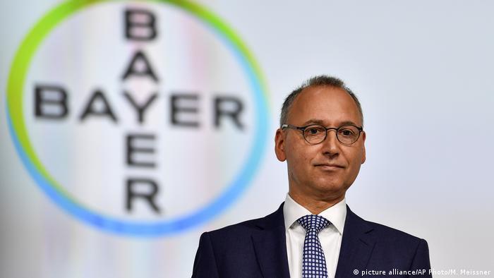 Deutschland l Bayer Hauptversammlung in Bonn - CEO Werner Baumann