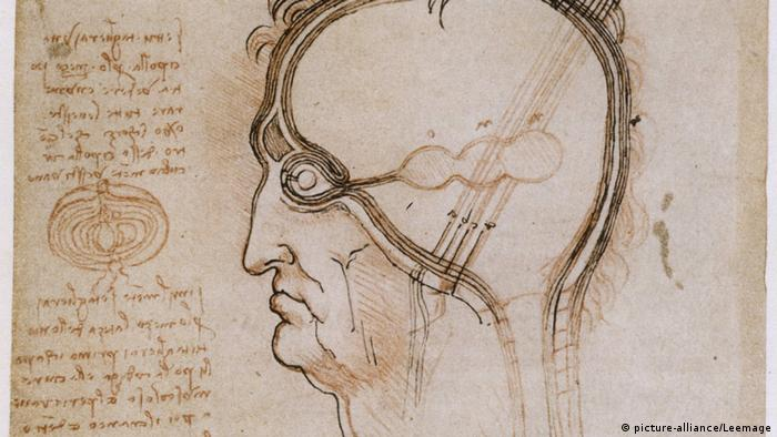 Obra de Leonardo da Vinci .