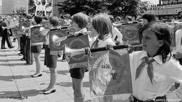 youth in the GDR