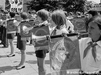 DDR - Bezirksmusikkorps der JP und FDJ